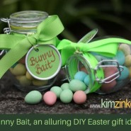 Bunny Bait, an alluring DIY Easter gift idea