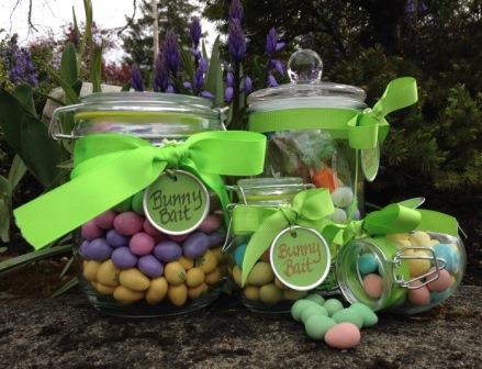 Bunny Bait - Easter gift jars