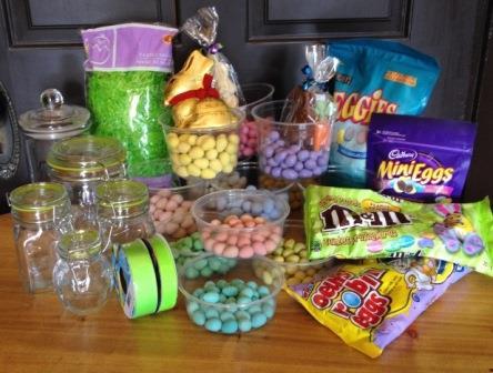 Bunny Bait supplies