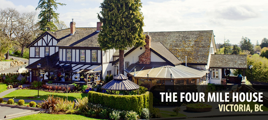 Four Mile House (from restaurant's website)
